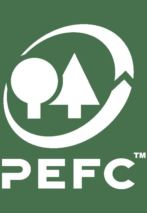 PEFC logo (houtkeurmerk)