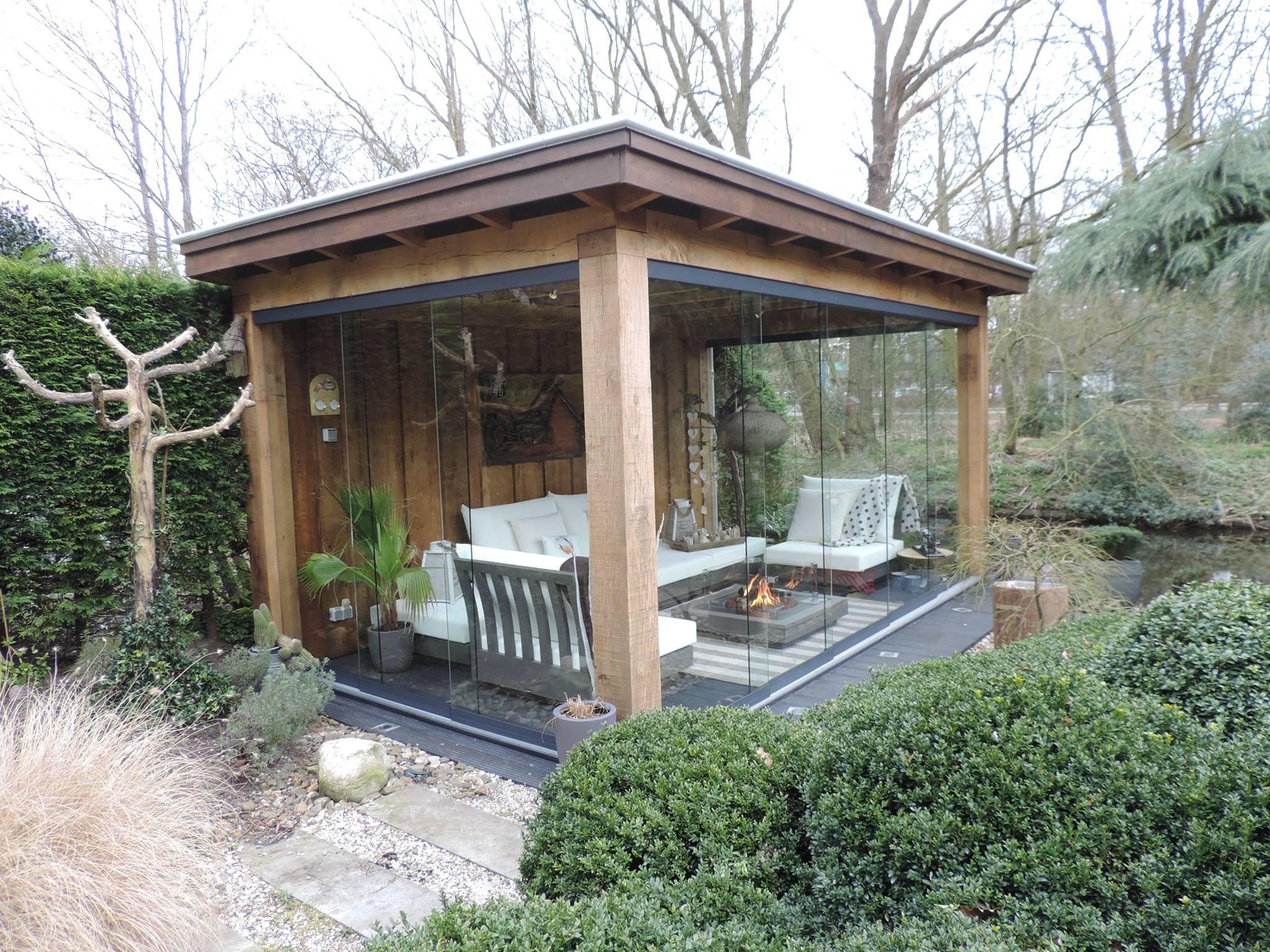 Tent Overkapping Tuin : Vrijstaande overkapping veranda uw verandaspecialist uw
