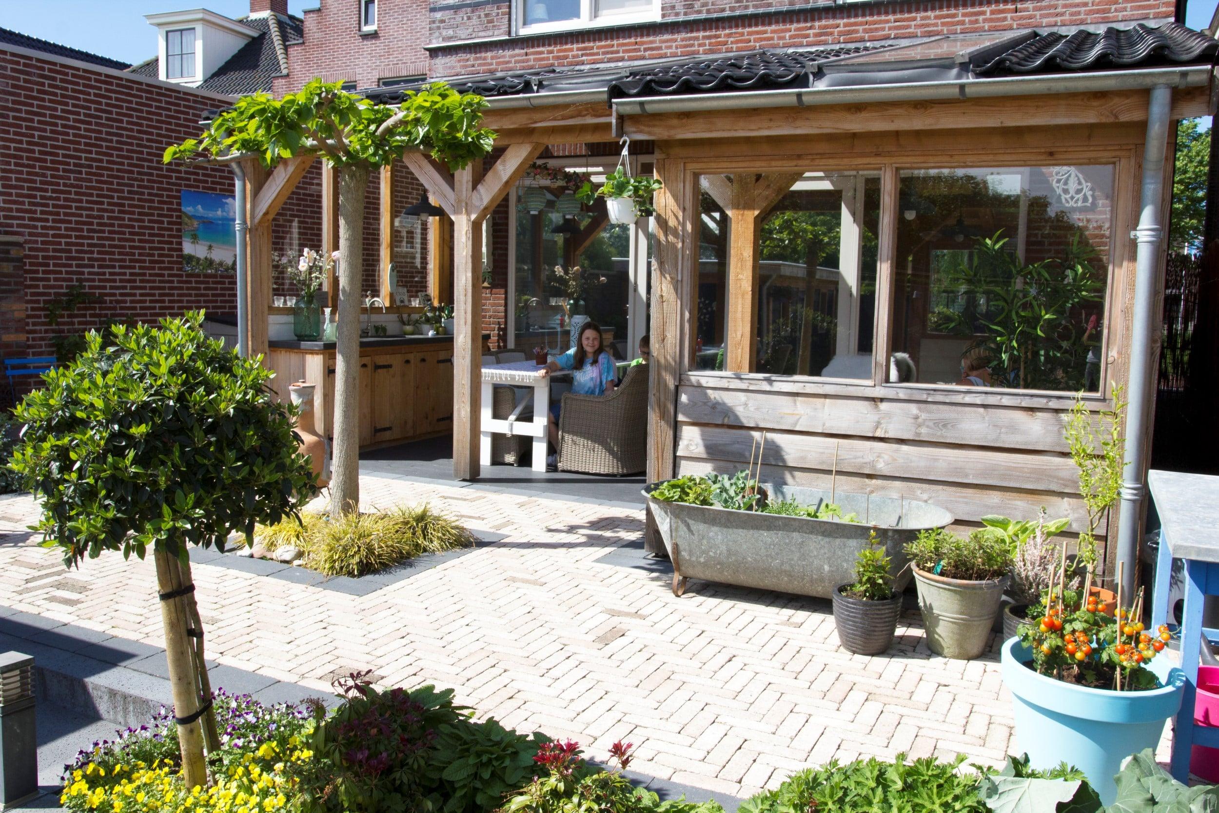 Wat kost een tuinkamer for Wat kost een veranda